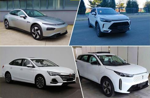 37万超长续航 小鹏P7/Aion家族新成员 自主品牌新车勇争先
