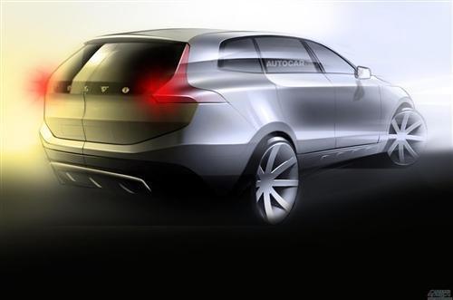 suv   综合外电报道,沃尔沃汽车未来或将发布一款紧凑型豪华高清图片