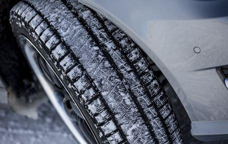 轮胎也要过冬?