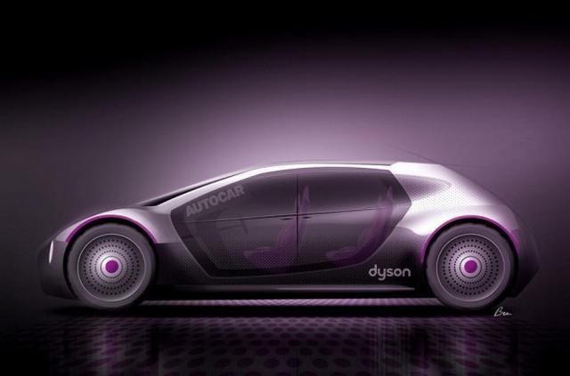 戴森要造电动汽车了! 将于2020年问世