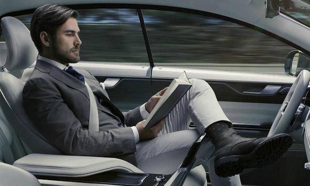 沃尔沃英伟达扩大自动驾驶合作 拟2021年前推L4自动驾驶汽车