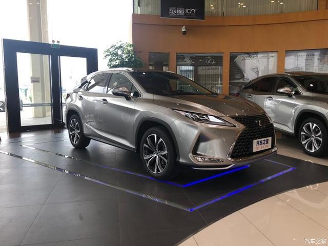 【推荐】9月5日上市新款雷克萨斯RX实车到店