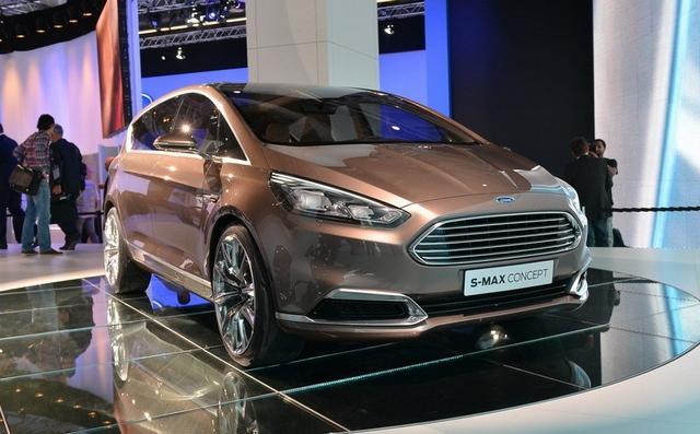 福特s-max概念车_全新一代福特s-max也有望明年实现国产,新车未来将会和新一代奥德赛