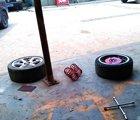 轮胎一起换了吧