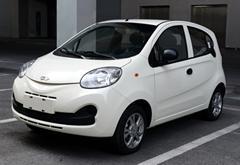 奇瑞2款全新新能源车型将下月上海车展发布