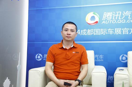 潘欣欣:陆风8AT是自主品牌标志性产品