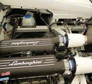 改装兰博基尼盖拉多GT3赛车