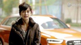《双城记》花絮――Angelababy自驾去旅行.