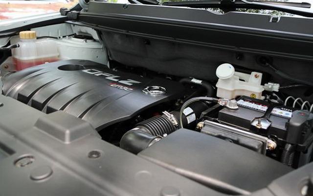 迈入涡轮时代 东风风行推多款增压发动机