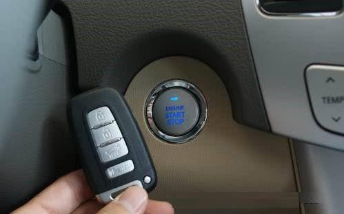 为什么买车一定要带一键启动 其实有3个优点