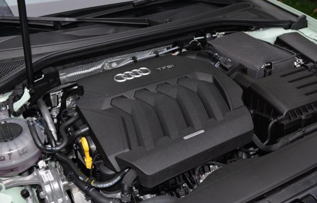 国产新款奥迪A3首发 换装2.0T发动机