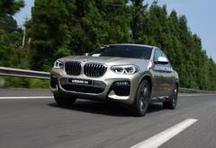 华丽蜕变 再创辉煌 试驾全新BMW X4