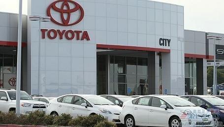 11月丰田全球汽车产量连续第三个月下滑