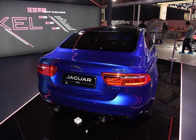12月15日上市 国产捷豹XEL正式亮相