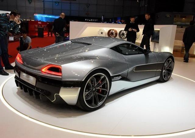叫板特斯拉 Rimac Concept Two车型将2018年推出
