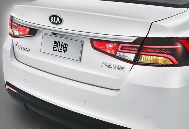 新款起亚K4将更名凯绅 或于8月尾正式上市