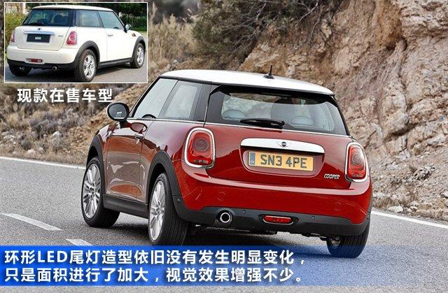 [新车解析]全新mini cooper图解 明年引入_汽车_腾讯网