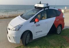 Yandex获准在以色列测试自动驾驶汽车