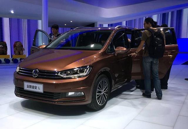 国产新途安L将3月18日上市 推7款车型可选