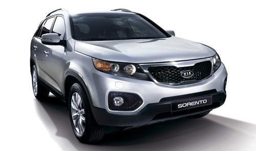 现代汽车(中国)公司召回部分进口起亚索兰托汽车