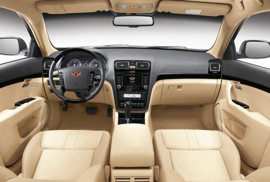 帝豪EC8系10月29日上市 预售12万-15万元