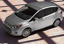福特首款量产混合动力车C-MAX Energi