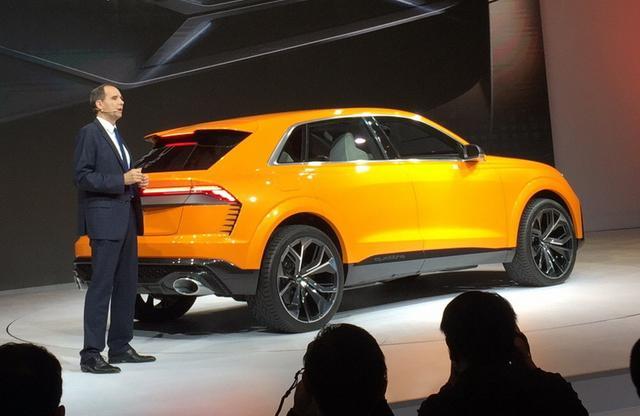 多款热门车型最新概念车现身 未来设计大观(2)
