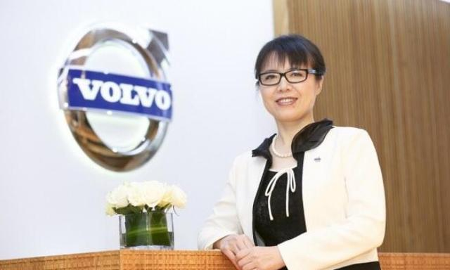 沃尔沃首席运营官柳燕离职 称将尝试再创业