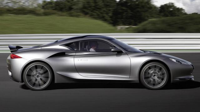 英菲尼迪推全新电动观点车 有望2019年量产