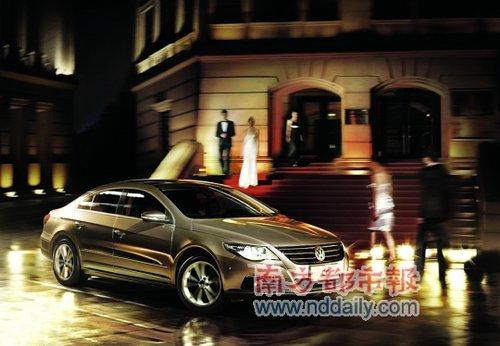 """为迎合中国消费者的""""格调"""",国产CC较之进口版更奢华。"""