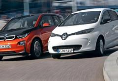 德国2月份电动车销量 同比大增50%