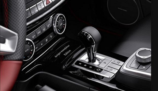 顶级越野体验 奔驰G63/G65 AMG特别版官图