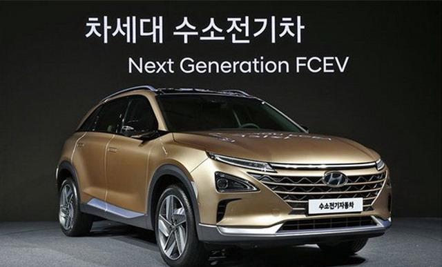 进军新动力市场 古代新FCEV观点车首发