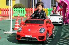 大众汽车2015中国儿童乘车与道路安全路演