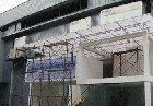 腾讯展台搭建进行中