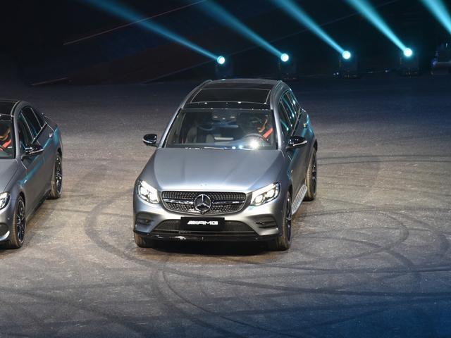梅赛德斯-AMG国内首发5款新车 AMG GT R领衔