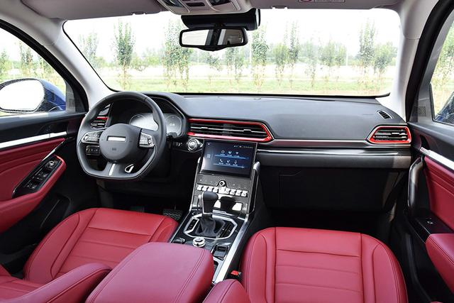 售XX万元 哈弗F5全新紧凑SUV上市
