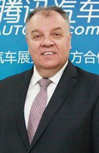 长安福特汽车有限公司总裁马瑞麟
