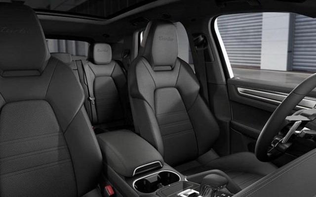 外不雅更凶悍 保时捷全新Cayenne Turbo公布
