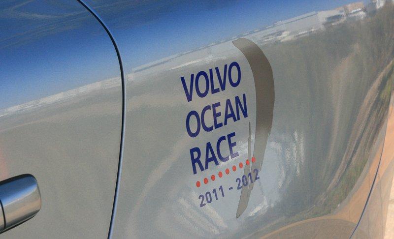 沃尔沃XC60环球帆船赛纪念版车型实拍