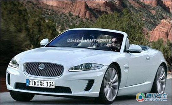 多款新品投放 捷豹未来12年新车计划预览