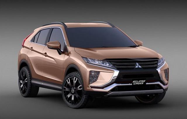 三菱3款改装SUV官图 将亮相东京改装展