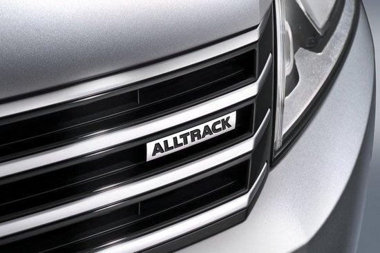 帕萨特Alltrack将上市 旅行车与SUV的跨界