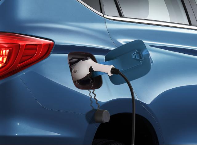 比亚迪宋EV300接受预定 预售价补贴后20万