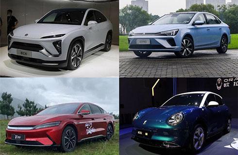 蔚来EC6/欧拉好猫领衔,细数下半年爆款新能源车型,款款都有料