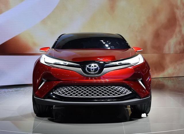 广汽丰田首款小型SUV 将亮相广州车展