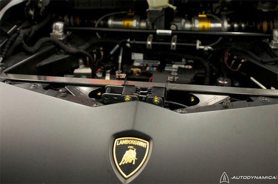 神之降临 图解兰博基尼Aventador改装全过程