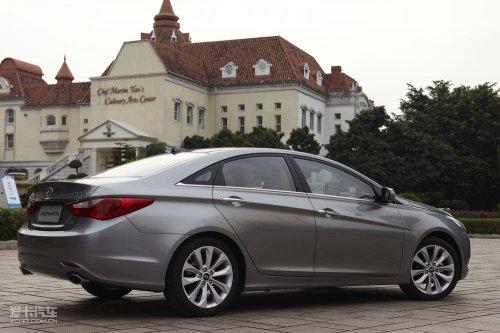 售18.19-24.39万 索纳塔新增五款车型