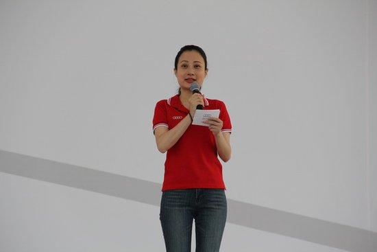 比拼技术和服务 2010奥迪双杯赛深圳举行