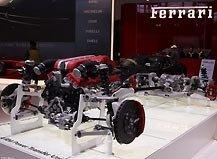 法拉利 4RM独立轴四驱技术